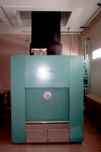 Harmony Crematory - Retort