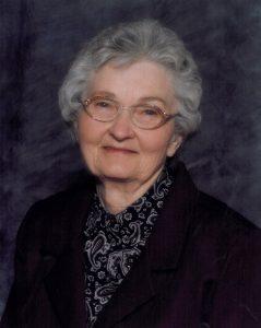 Edna Louise Burlingame