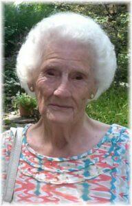 Peggy Thomas obituary