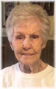 Helen Alford obituary