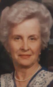 Ruth Anne Cook obituary