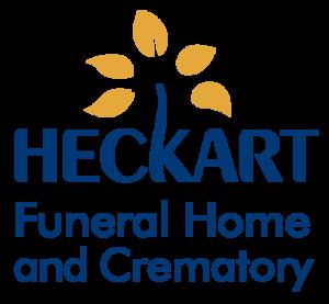 Heckart Funeral Home logo
