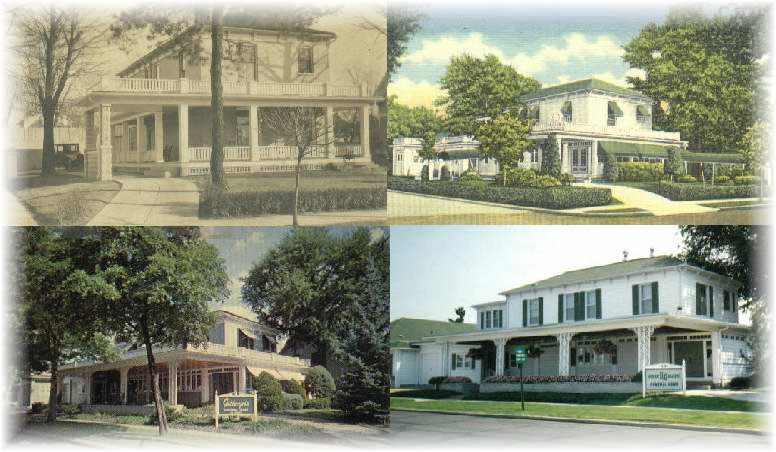 Heckart Funeral Home - Past to Present